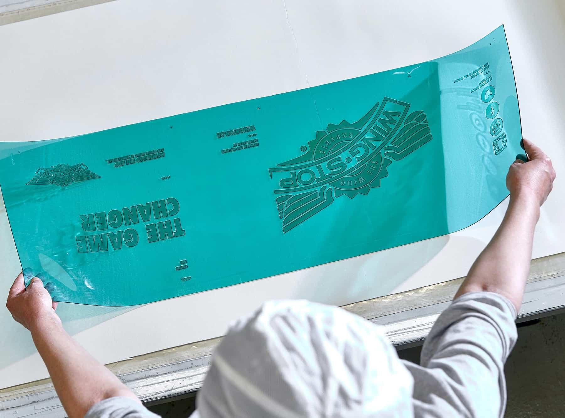 esempio di design e grafica personalizzata da cartotecnica postumia per un packaging
