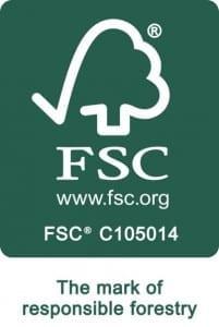 logo carta certificata fsc